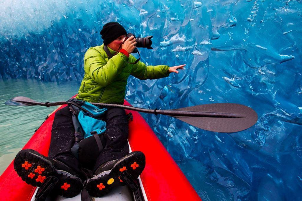 Paul Nicklen, Alaska